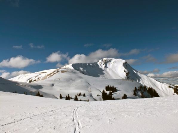 Skitour Juifen