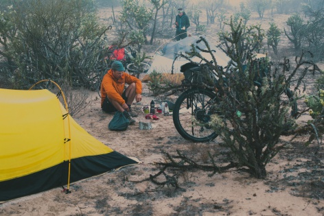 Bikepacking Tales on Tyres