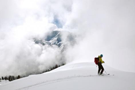 Skitour Pfuitjöchl