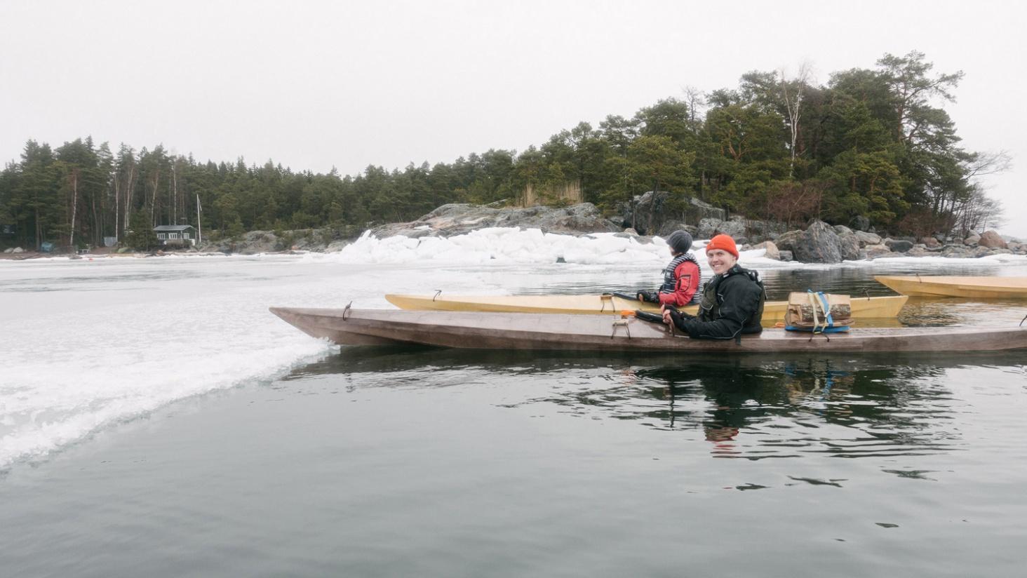 11 Robin Falck Finnland Kajak