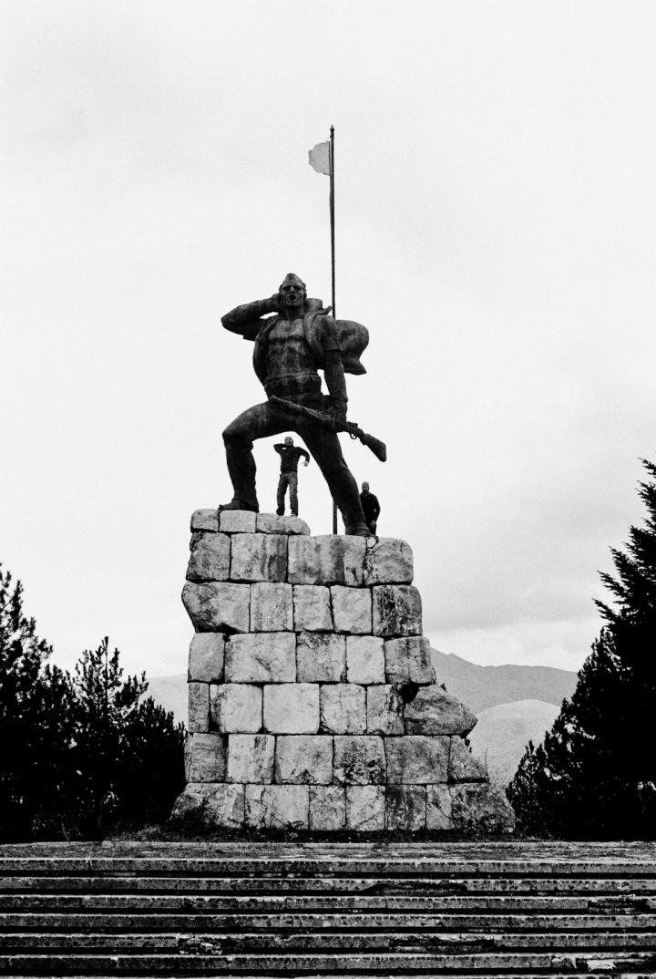 Carlos Blanchard Albania