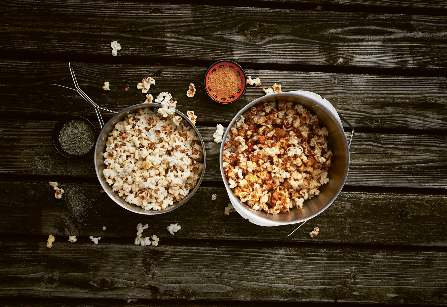 Outdoor Popcorn