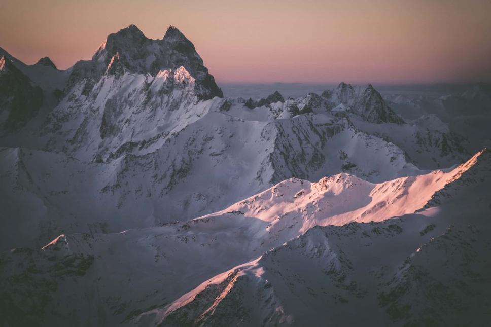 Das Gefühl zuhause zu sein Vreni vom Berg Elbrus 2