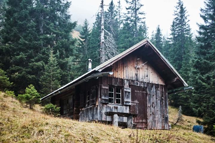 Ammergauer Alpen Berge Wandern Herbst 4