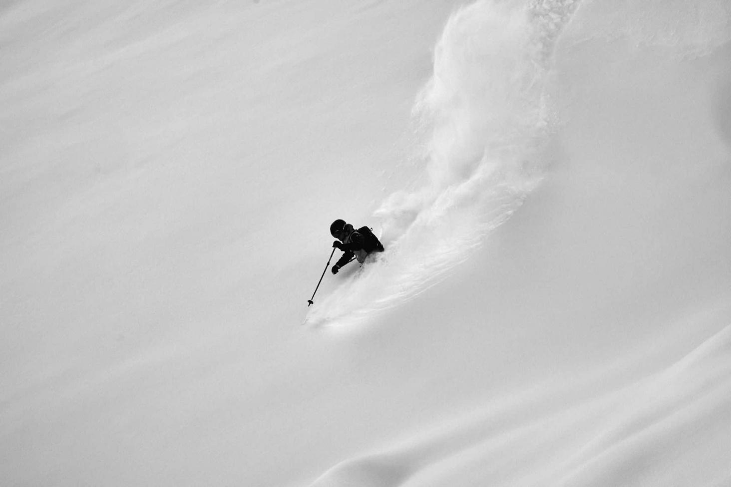 Axamer Lizum Hoadl Powder Skitour 4