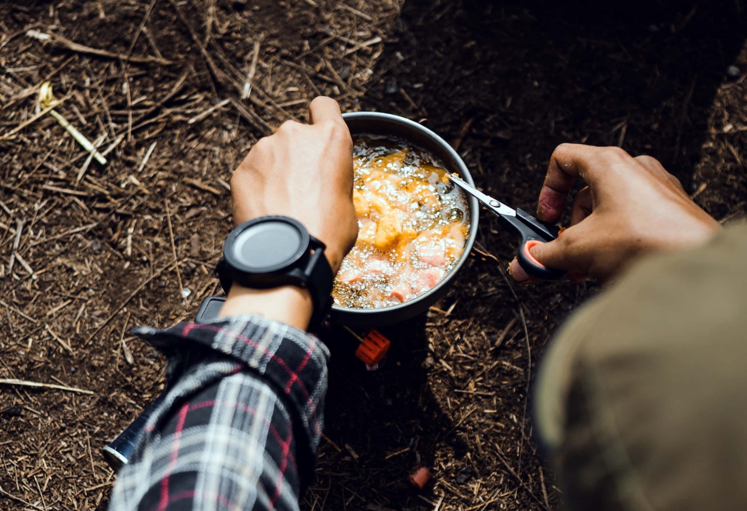 Outville Trail Recipes Opener