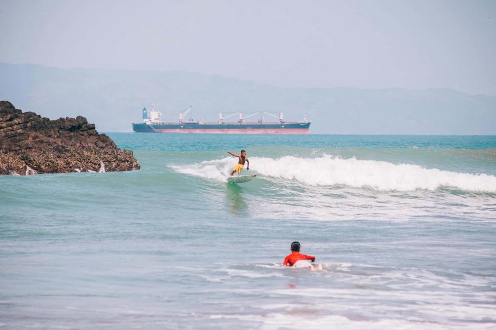 Surfen Indonesien 2