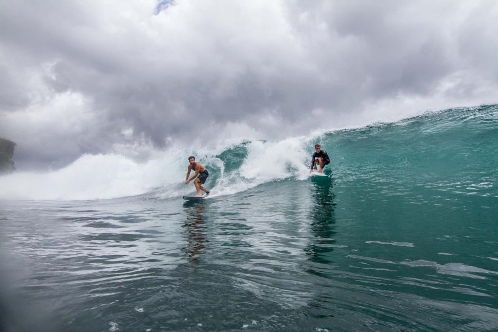 Surfen Indonesien Bali 3