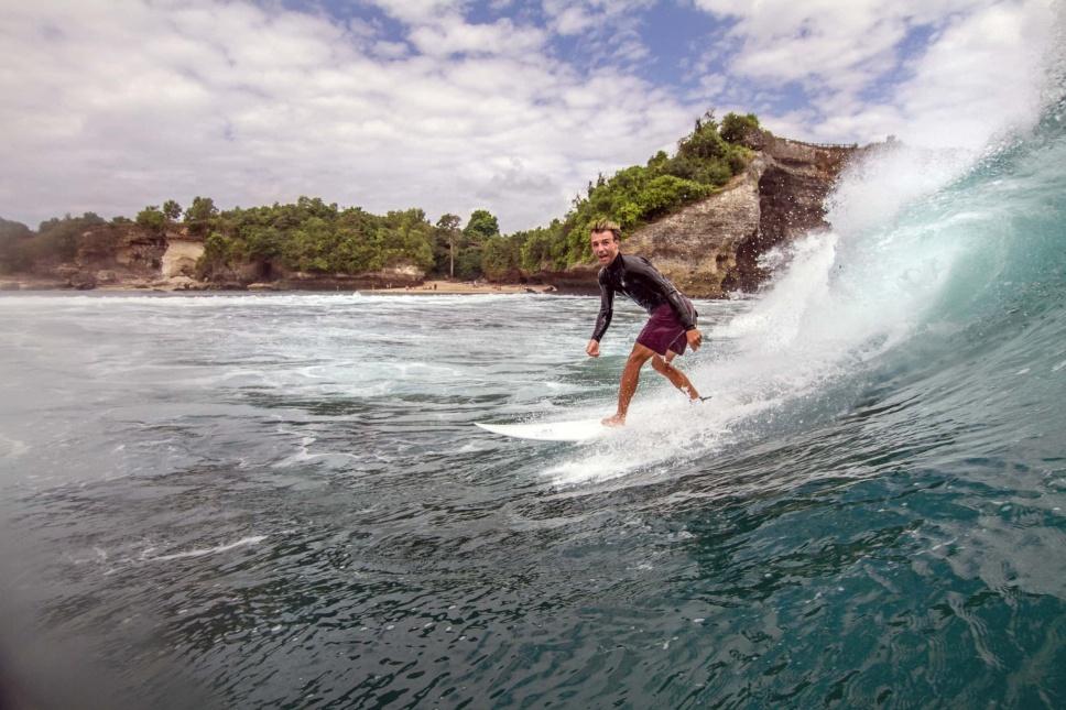 Surfen Indonesien Bali 4