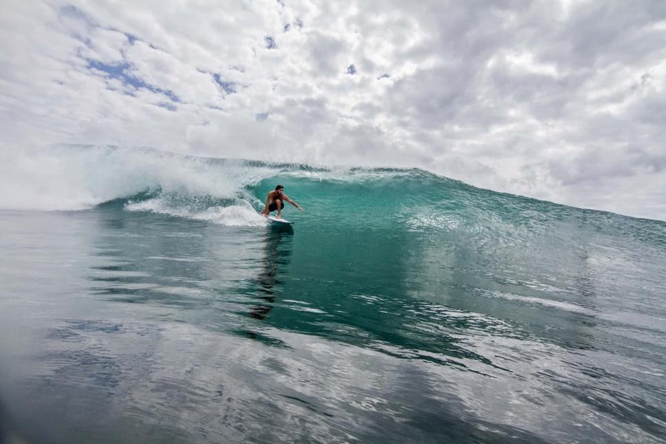 Surfen Indonesien Bali 5