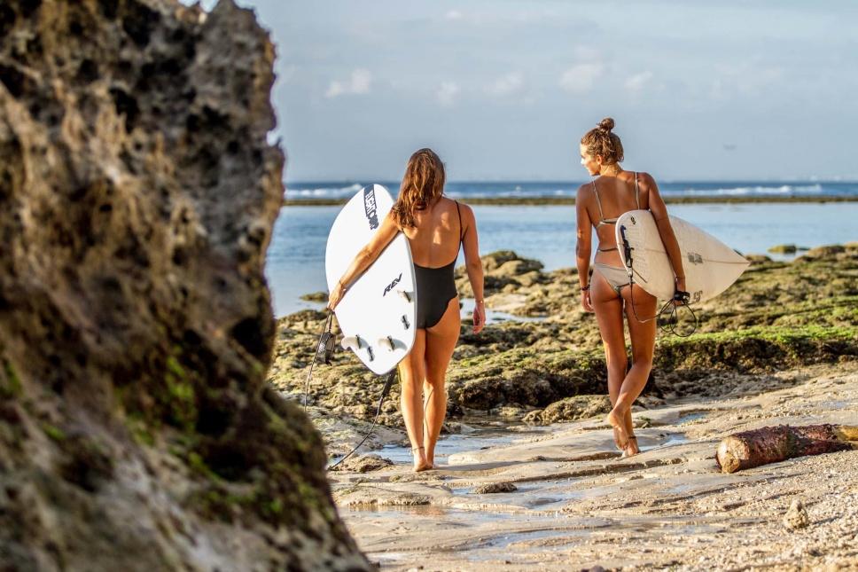 Surfen Indonesien Bali 6