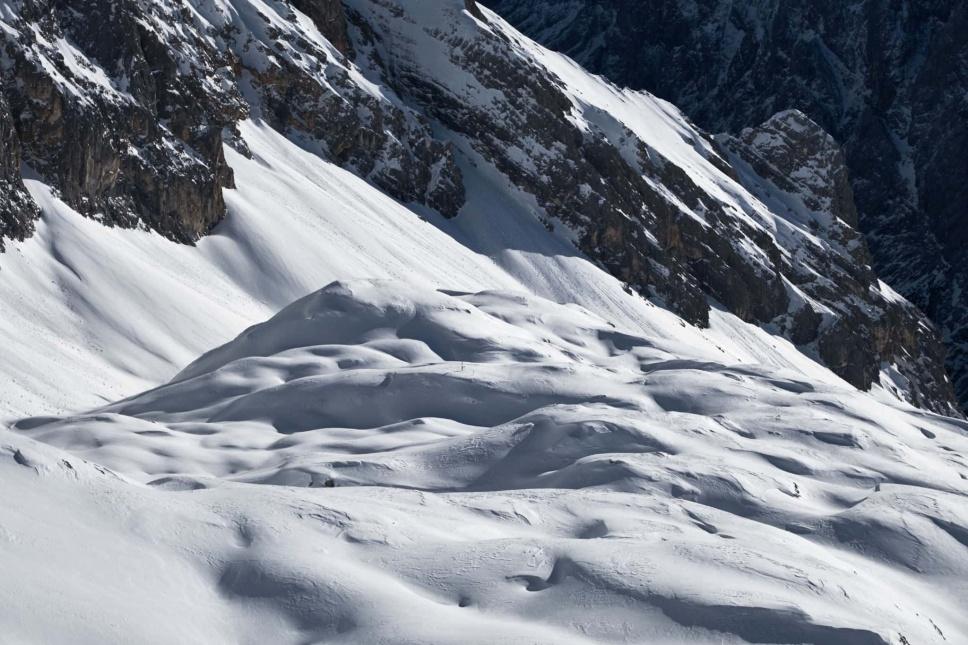 Zugspitze Skitour Panorama 3