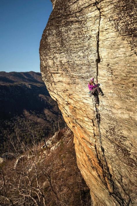 Jenny Abegg Klettern 10
