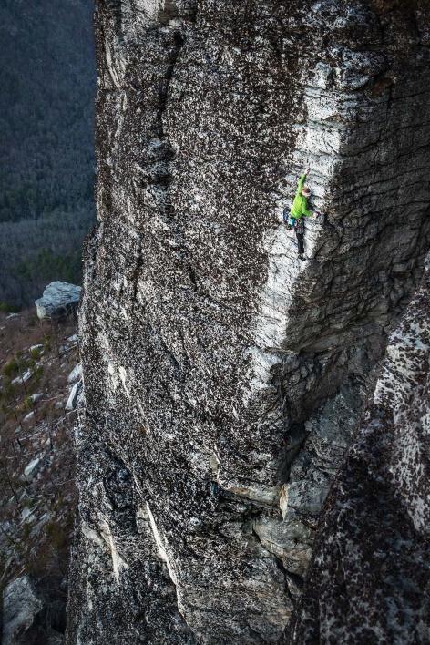 Jenny Abegg Klettern 11