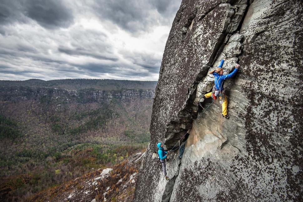 Jenny Abegg Klettern 14