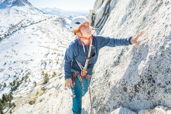 Jenny Abegg Klettern 16
