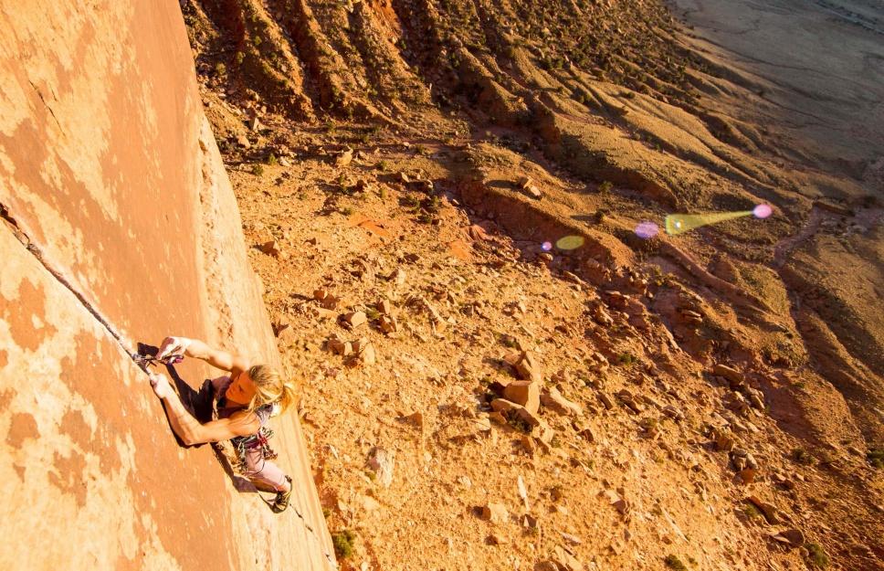 Jenny Abegg Klettern 19