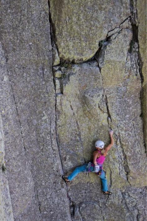 Jenny Abegg Klettern 22