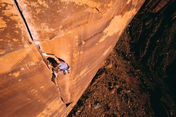 Jenny Abegg Klettern 28