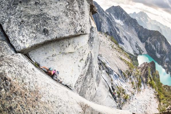 Jenny Abegg Klettern 3