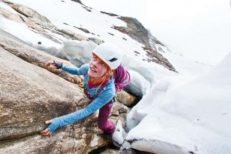 Jenny Abegg Klettern 7