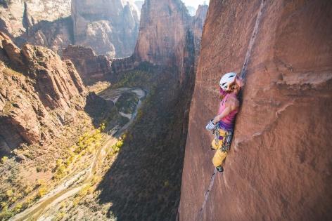 Jenny Abegg Klettern 9