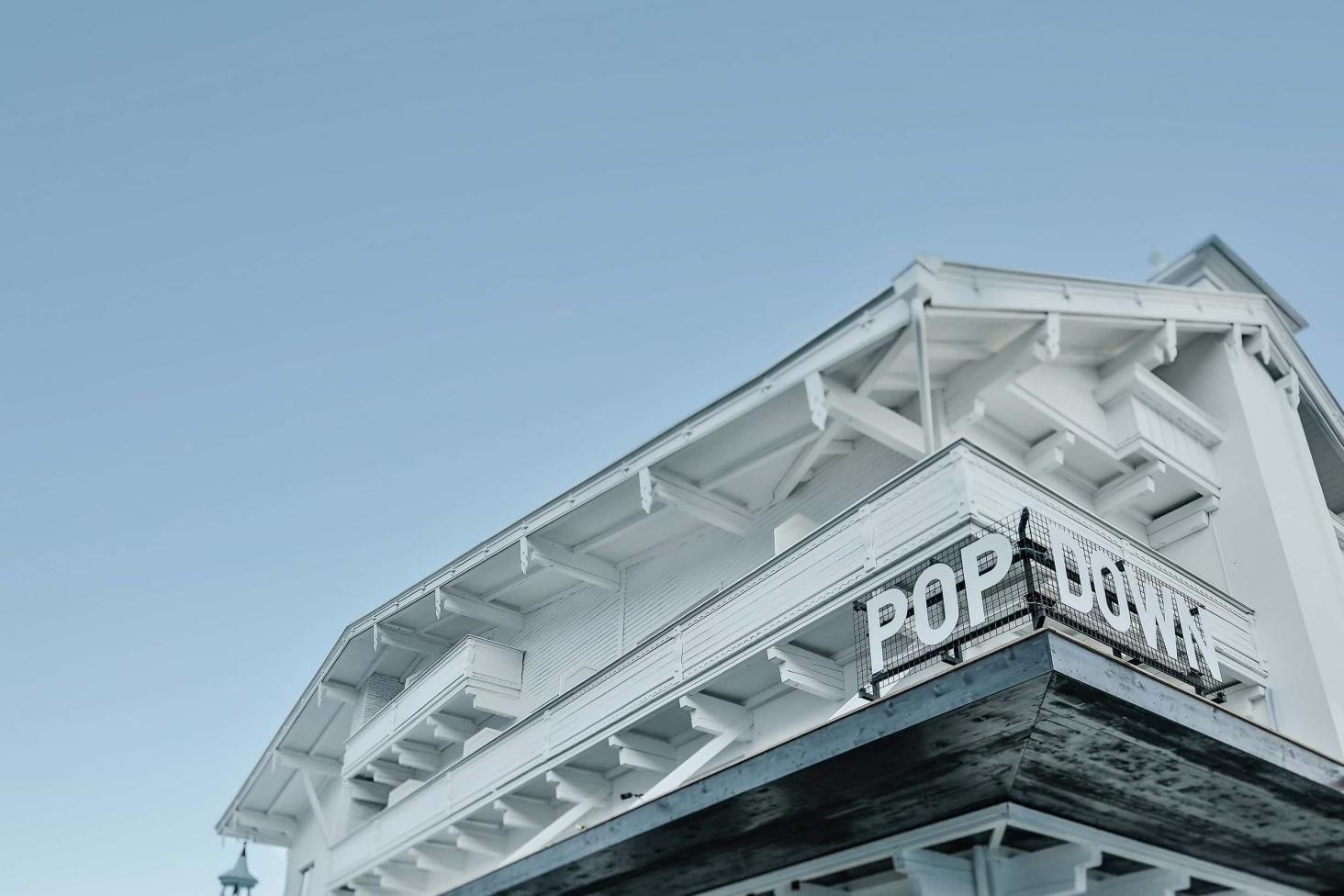 Pop Down Hotel Zillertal Architektur 1