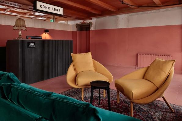 Pop Down Hotel Zillertal Architektur 3