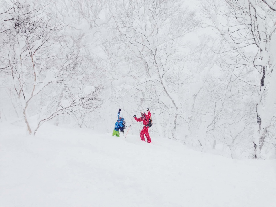 Freeride Japan Niseko 6