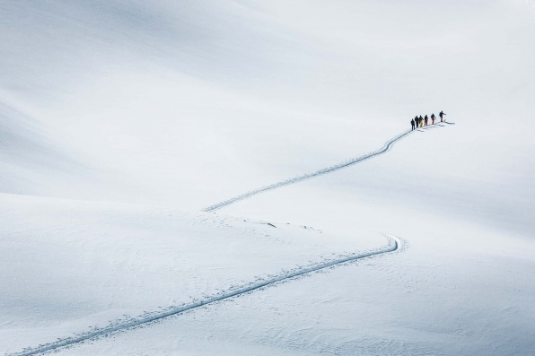 Freeride Alpencross Livigno Kleinwalsertal