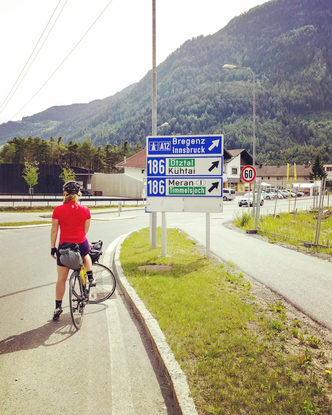 Mit Dem Rennrad Von München Nach Bozen Outville