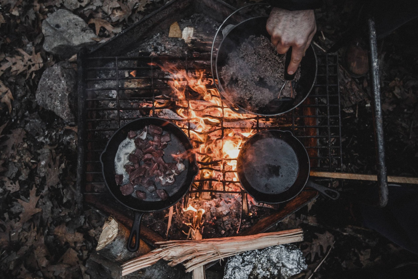 Outdoor Küche Camping Rezepte : Camping cuisine what to cook outdoors inspiration für die wild