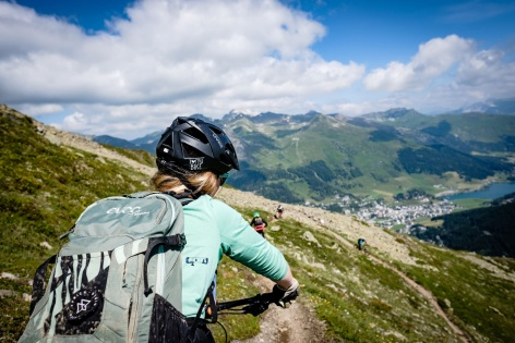 Trail Paradies Davos Outville 1