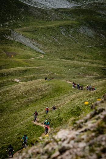 Trail Paradies Davos Outville 33