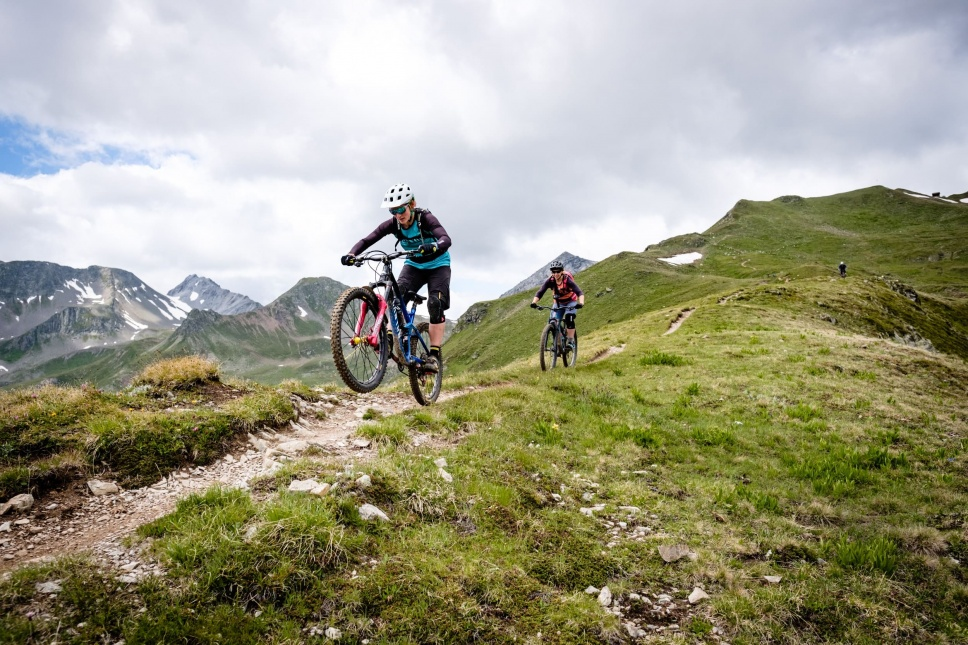 Trail Paradies Davos Outville 35