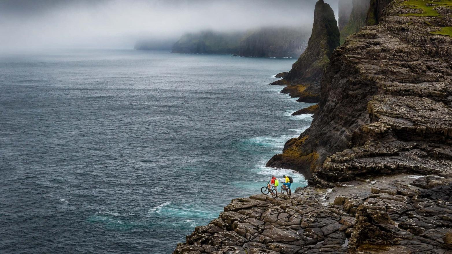 Outville Mountainbike Färöer Inseln14