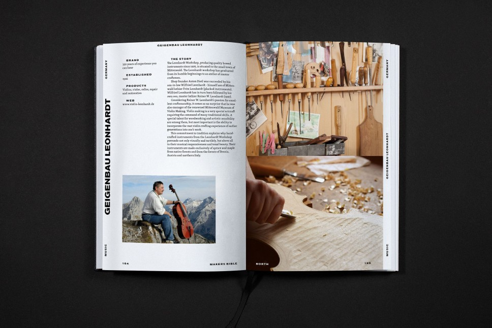 Outville Makers Bible The Alps 15