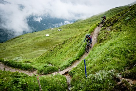 Trail Paradies Davos Outville 28