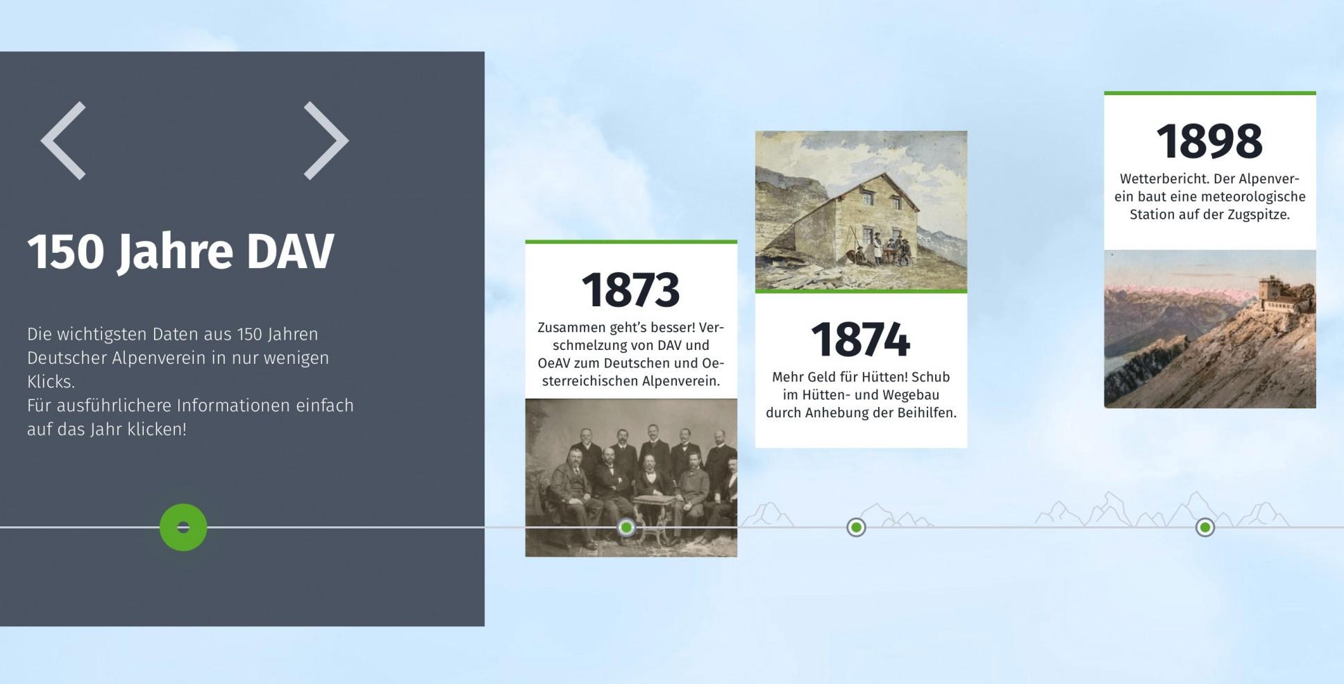 DAV Geschichtswebsite 7
