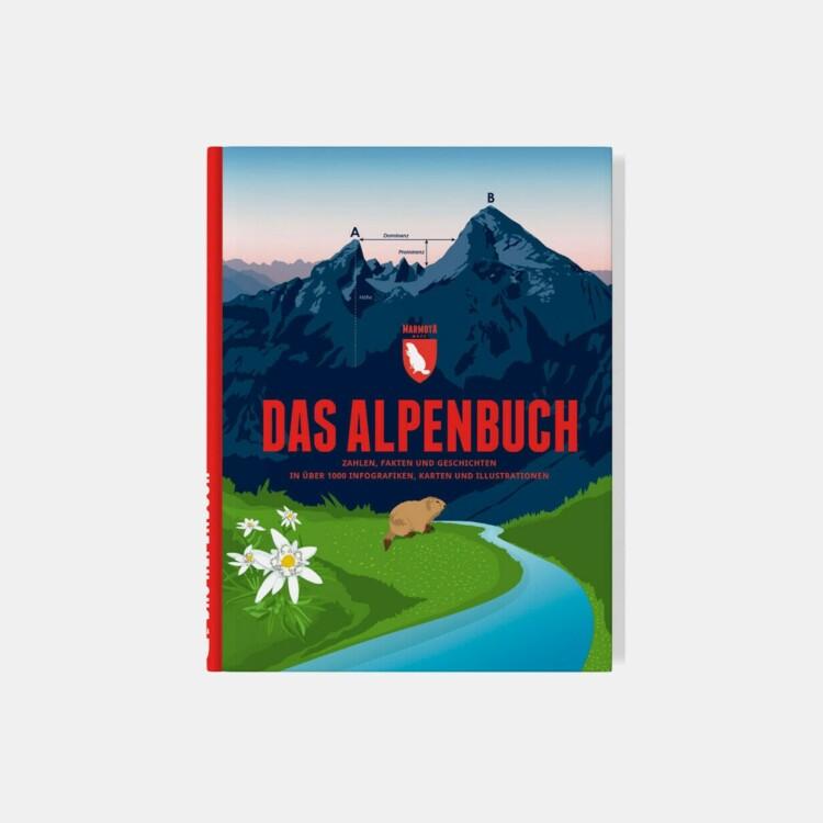 Outville Das Alpenbuch Marmota Maps