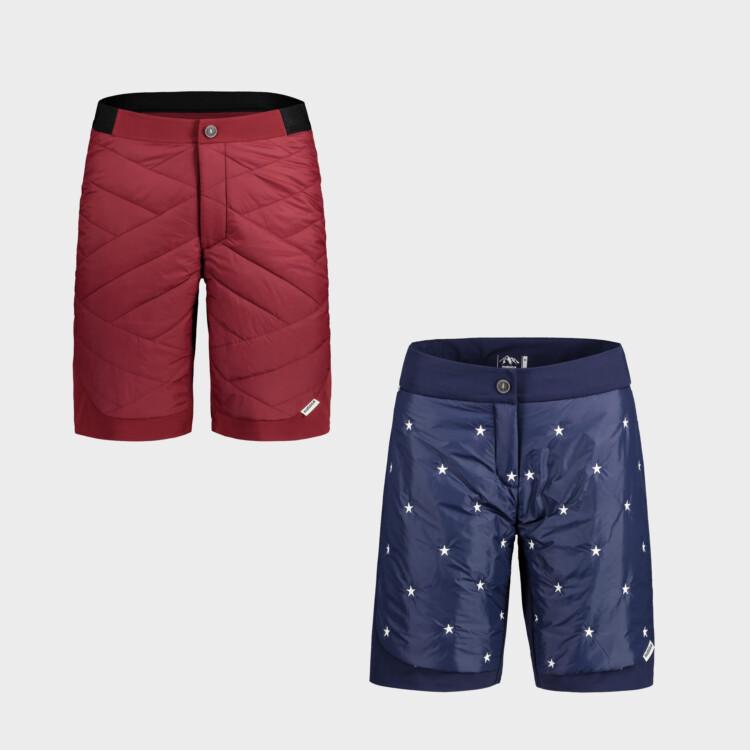 Outville Langlauf Special Maloja Primaloft Shorts