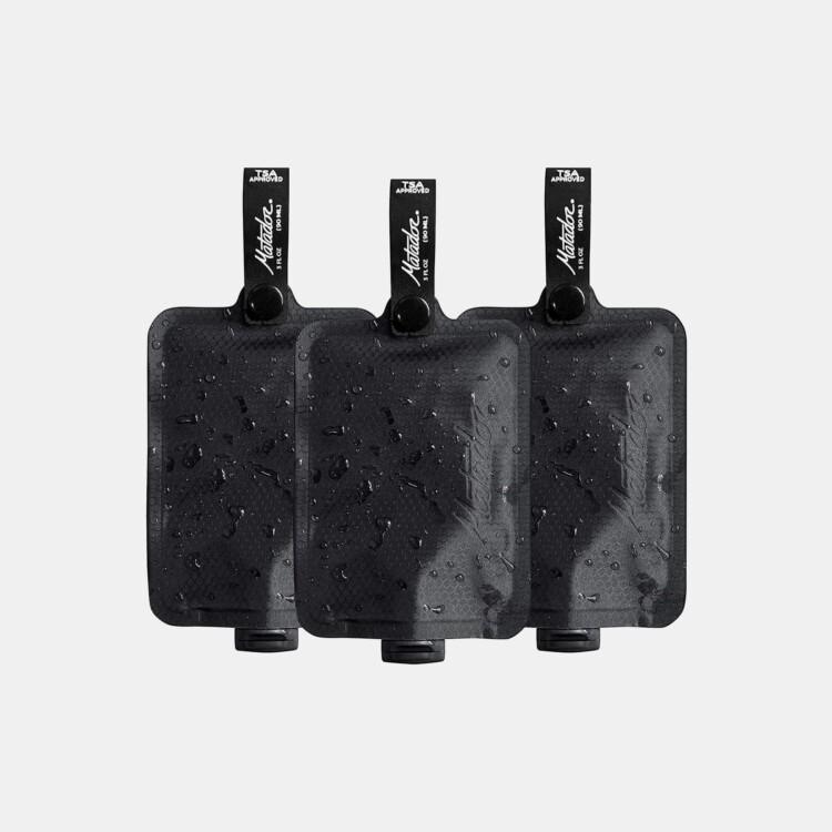 Outville Matador FlatPak Toiletry Bottles